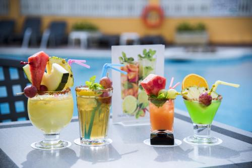 Foto area ristorante Hotel Tropic Park