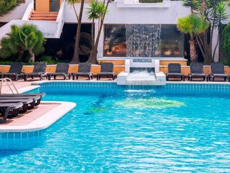 Serviços - Hotel Tropic Park
