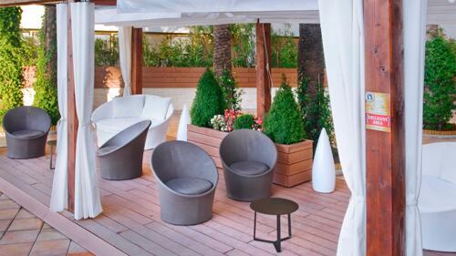 Foto degli esterni Hotel Florida Park