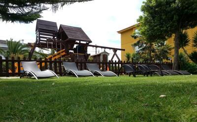 Foto do exterior - Hotel Delfín Azul