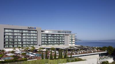 Exterior – Radisson Blu Resort & Spa