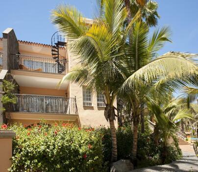 Foto degli esterni Aparthotel Palm Oasis Maspalomas