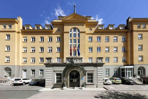 Foto del exterior de Hotel Exe Victoria Palace