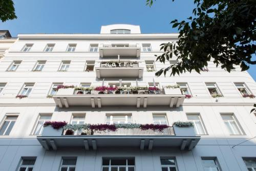 Foto degli esterni Arenberg Boutique Hotel Zentrum