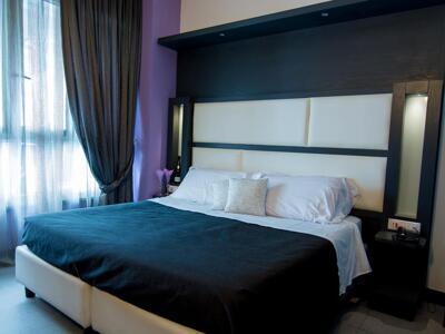 Foto de una habitación de Hotel Golden