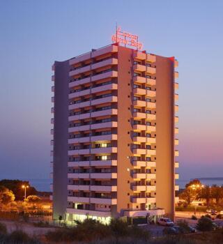 Foto del exterior de Aparthotel Luna Alvor Bay