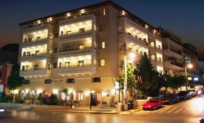 Foto del exterior de Elina Hotel Apartments