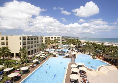 Serviços - Hotel Le Paradis Palace