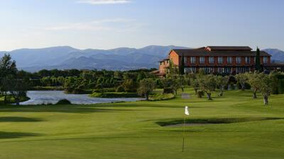 Foto del exterior de Hotel Peralada Wine Spa & Golf