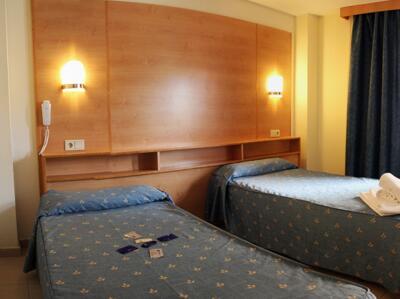 Foto de una habitación de Hotel H TOP Summer Sun