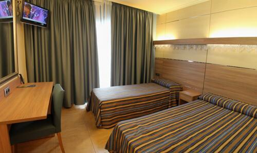 Foto di una camera da Hotel Alhambra