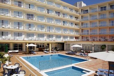 Außenansicht - Hotel Roc Linda