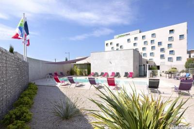 Foto del exterior de Holiday Inn Express Montpellier - Odysseum