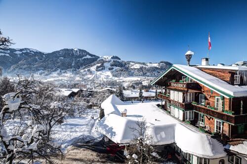 Foto degli esterni Tennerhof Gourmet & Spa de Charme Hotel