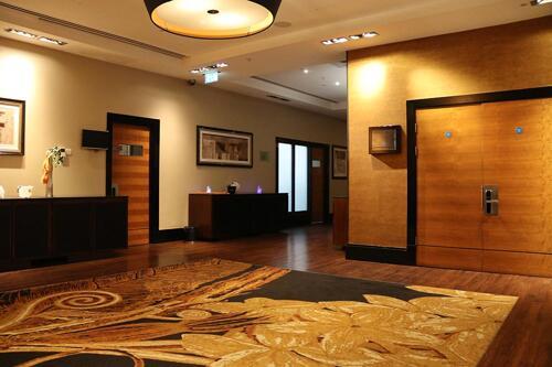 Foto de las zonas nobles de DoubleTree By Hilton Hotel London Victoria