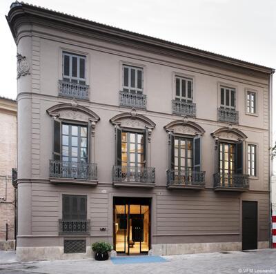 Foto del exterior de Hotel Caro