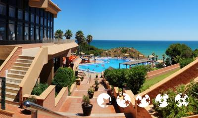 Foto do exterior - Hotel Auramar Beach Resort