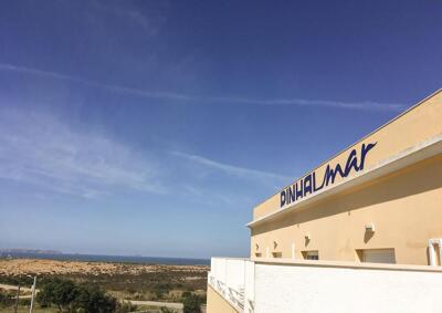 Foto del exterior de Hotel Pinhalmar