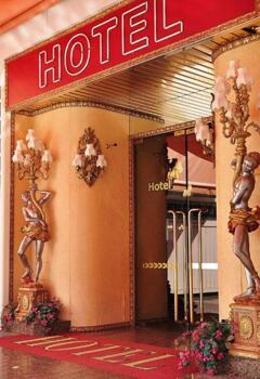 Außenansicht - Hotel Venezia