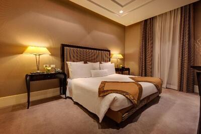 Zimmer - Grand Hotel Via Veneto