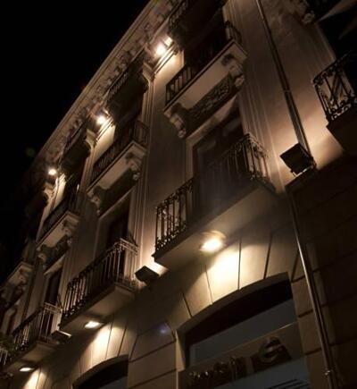 Exterior – Apartamentos Habitat Suites Gran Vía 17