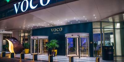 Foto degli esterni Voco Dubai (Formerly Nassima Royal Hotel)