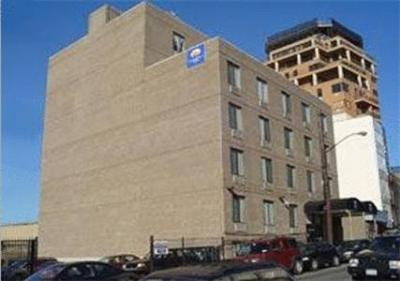 Foto del exterior de Hotel Comfort Inn