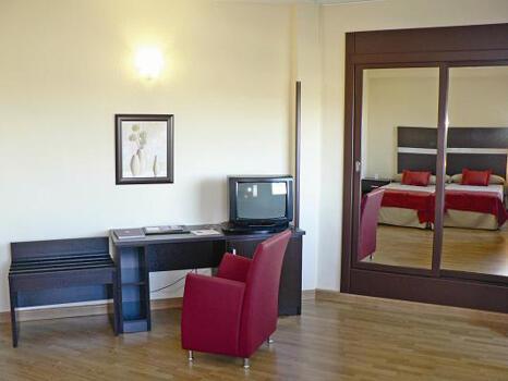 Foto di una camera da Hotel Santa Pola