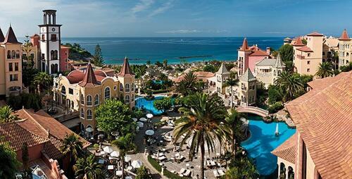Foto do exterior - Gran Hotel Bahia Del Duque Resort