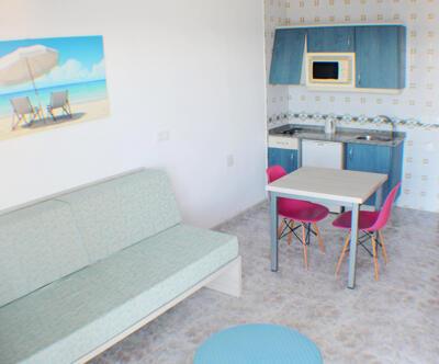Foto di una camera da Apartamentos Playa Moreia