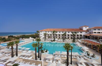 Foto del exterior de Hotel Iberostar Andalucia Playa