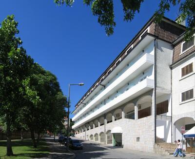 Foto del exterior de Petrus Hotel