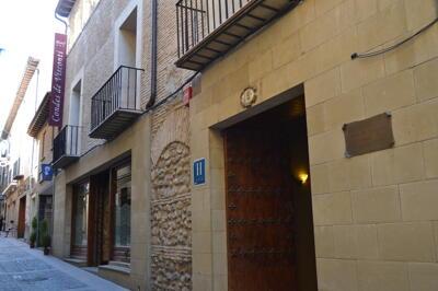 Foto degli esterni Hotel Condes de Visconti