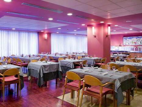 Foto area ristorante Hotel Salvia D'Or