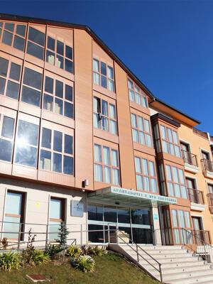 """Foto del exterior de """"Aparthotel & Spa Jacetania"""""""