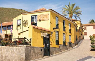Foto do exterior - Hotel Senderos de Abona