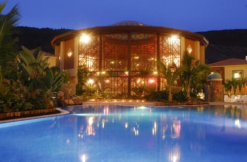 Ausstattung - Hotel Cordial Mogan Playa