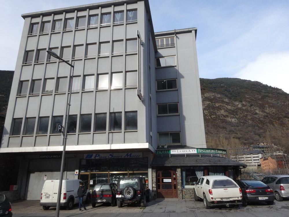 Hotel Restaurant Encamp Andorre