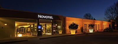 Foto do exterior - Hotel Novotel Setubal