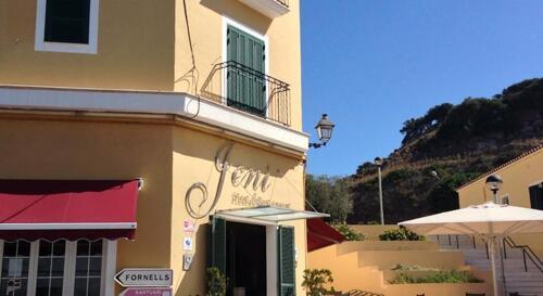Foto del exterior de Hostal Jeni