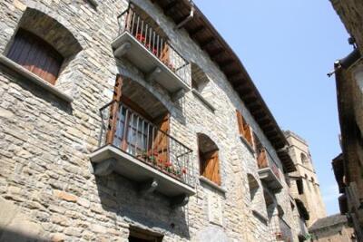 Foto del exterior de Apartamentos Casa Rivera
