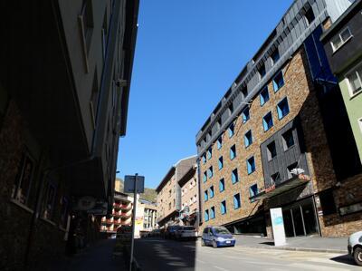 Extérieur de l'hôtel - Hotel Font d'Argent