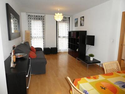 Foto de una habitación de Apartamentos 3000 Jaca