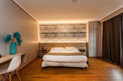 Foto de una habitación de Hospedium Hotel La Marina Costa da Morte