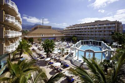 Extérieur de l'hôtel - Hotel Cleopatra Palace
