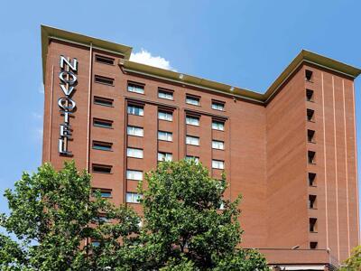 Foto del exterior de Hotel Novotel Torino Corso Giulio Cesare