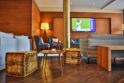 Foto area ristorante Hotel Bacchus