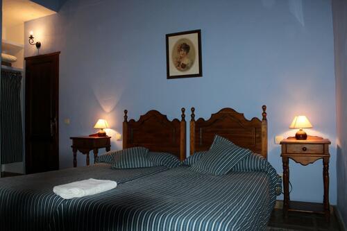 Foto de una habitación de Hotel Rural Los Jarales