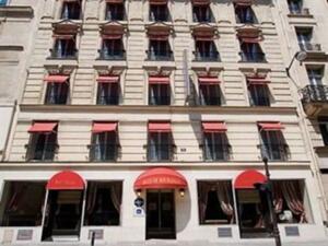 """Foto del exterior de """"Hotel Aux Ducs de Bourgogne"""""""