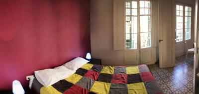 Foto de una habitación de Bed-and-Breakfast Hbcn Rooms